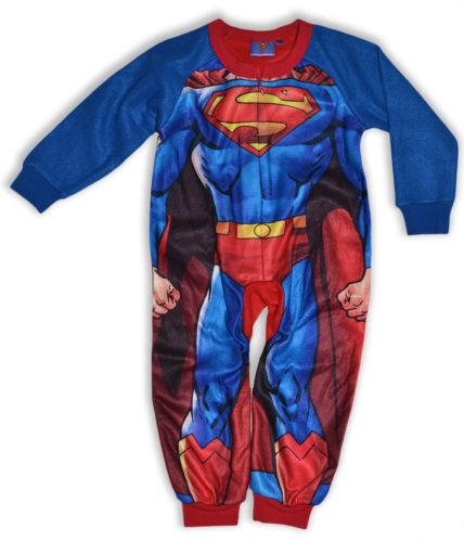 Boy's Superman Jumpsuit