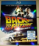 Back to The Future Blu Ray