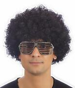 Mens Curly Wig
