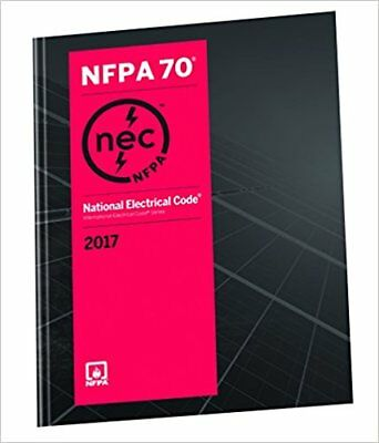 NFPA-70-National-Electrical-Code-2017-1st-Ed-BRAND-NEW-US-EDITION-PAPERBACK