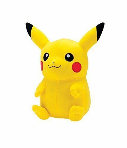 Official Licensed Pokemon Pikachu Plush Stuffed Doll Toy Gift Kids Authentic USA