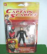 Captain Scarlet Figure
