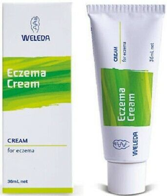 Weleda Eczema Cream 36ml - Herbal Product to Soothe Dry, Red