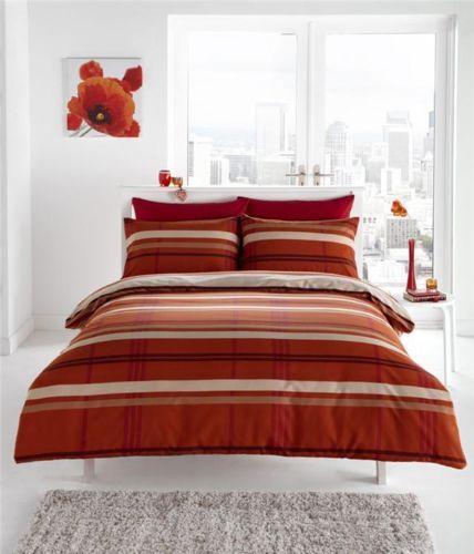 Orange Duvet Cover Ebay