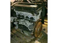 2007 VAUXHALL ASTRA H MK5 1.6 16V TWINPORT BARE ENGINE 52000 MILES