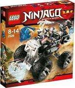 Lego Ninjago Monster Truck