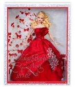 2012 Christmas Barbie