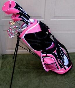 Womens Pink Golf Clubs