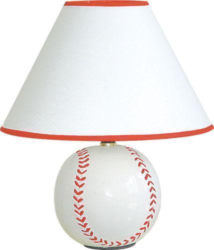 Baseball Lamp Ebay