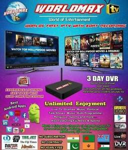 NEW WORLDMAX LIVE TV HD QUAD CORE AUTHORISED RESELLER CAMPBELTOWN Campbelltown Campbelltown Area Preview