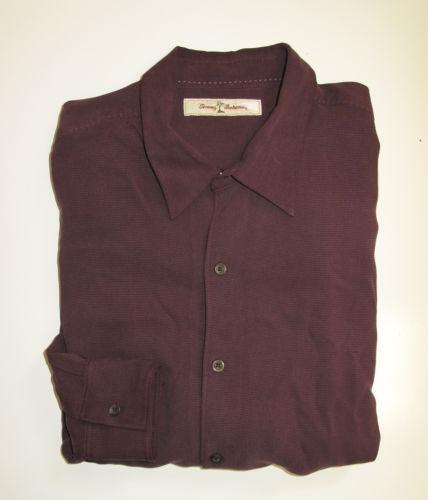 Mens long sleeve silk shirt ebay for Long sleeve silk shirt dress