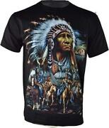 Native American T Shirt