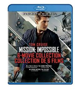 Mission Impossible Blu- Ray Collection