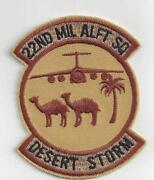 Desert Storm Patch