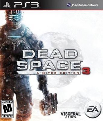Dead Space 3 Limited Edition (Sony PlayStation 3, 2013)