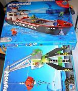 Playmobil Hafenkran