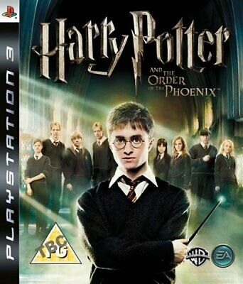 Harry Potter and the Order of the Phoenix PS3 VGC UK Version