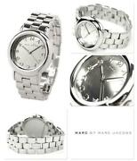 Womens Marc Jacobs Silver Watch