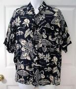 Men Short Sleeve Rayon Shirt