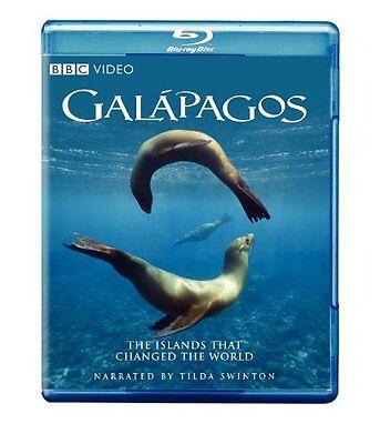 New   Galapagos  Blu Ray