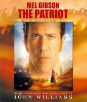 The Patriot (Mel Gibson) - Original Motion Picture Score (CD)