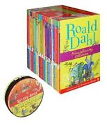 Roald Dahl 15 Book Collection