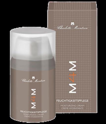 Charlotte Meentzen M4M Feuchtigkeitspflege Creme  for Men 50 ml
