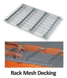 Rack Mesh Decking – 1250 x 840 - 500kgs