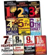 New James Patterson Books