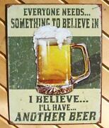 Vintage Bar Signs