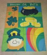 St Patricks Day Flag
