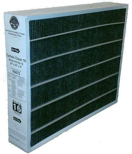 how to change air filter on lennox furnace