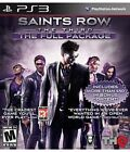 Saints Row Video Games