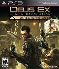 Deus Ex: Human Revolution Video Games for Sony PlayStation 3