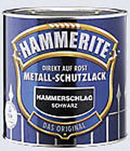 Hammerite Metall-Schutzlack Hammerschlag dunkelgrau 250ml #