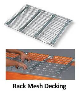 Rack Mesh Decking – 1250 x 840 - 500kgs Murarrie Brisbane South East Preview