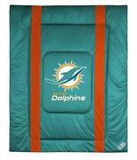 Miami Dolphins Bedding