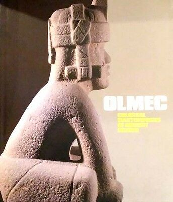HUGE Olmec Monuments Sculpture Jade Ancient Mexico 1400-400BC Jewelry Masks Art