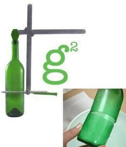 Bottle cutter ebay for Glass cutter for wine bottles