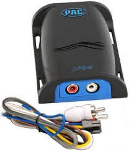 PAC LP32 2 channel 55 Watt High Power Line Output Converter LOC  High To Low RCA