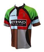 Harlequins Rugby Shirt