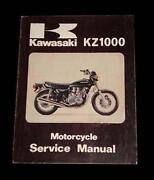 KZ1000 Manual