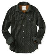 Mens Aeropostale Long Sleeve Shirts