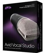 Vocal Microphone Studio