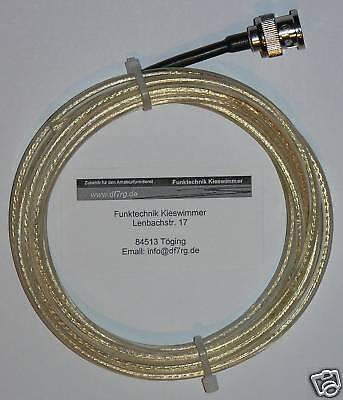 BOS Scannerantenne - Drahtantenne für das 2m Band - Band Scanner Antenne