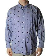 Mens Nautical Shirt