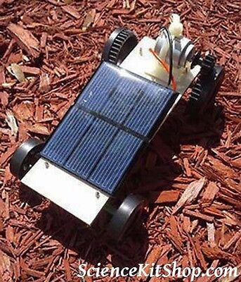 Solar Car Kit Science Project (Solar Car Science Project)