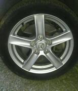 Mazda Miata Rims