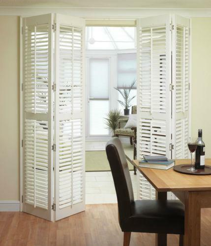 Plantation Shutters Curtains Amp Blinds Ebay