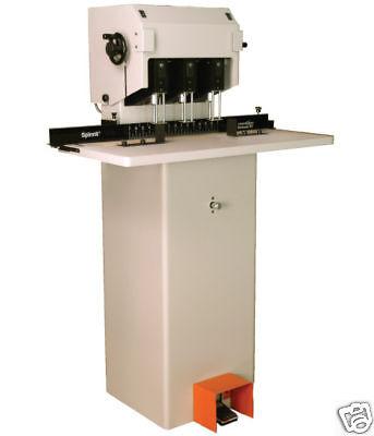 Lassco Spinnit Fmmh-3 Hydraulic Paper Drill Fmmh3